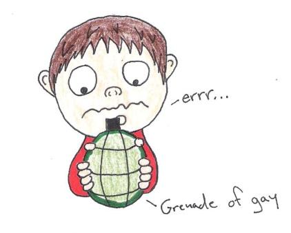 gay grenade
