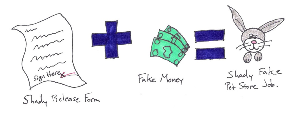 fake money