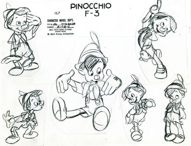 Concept Images for Pinocchio