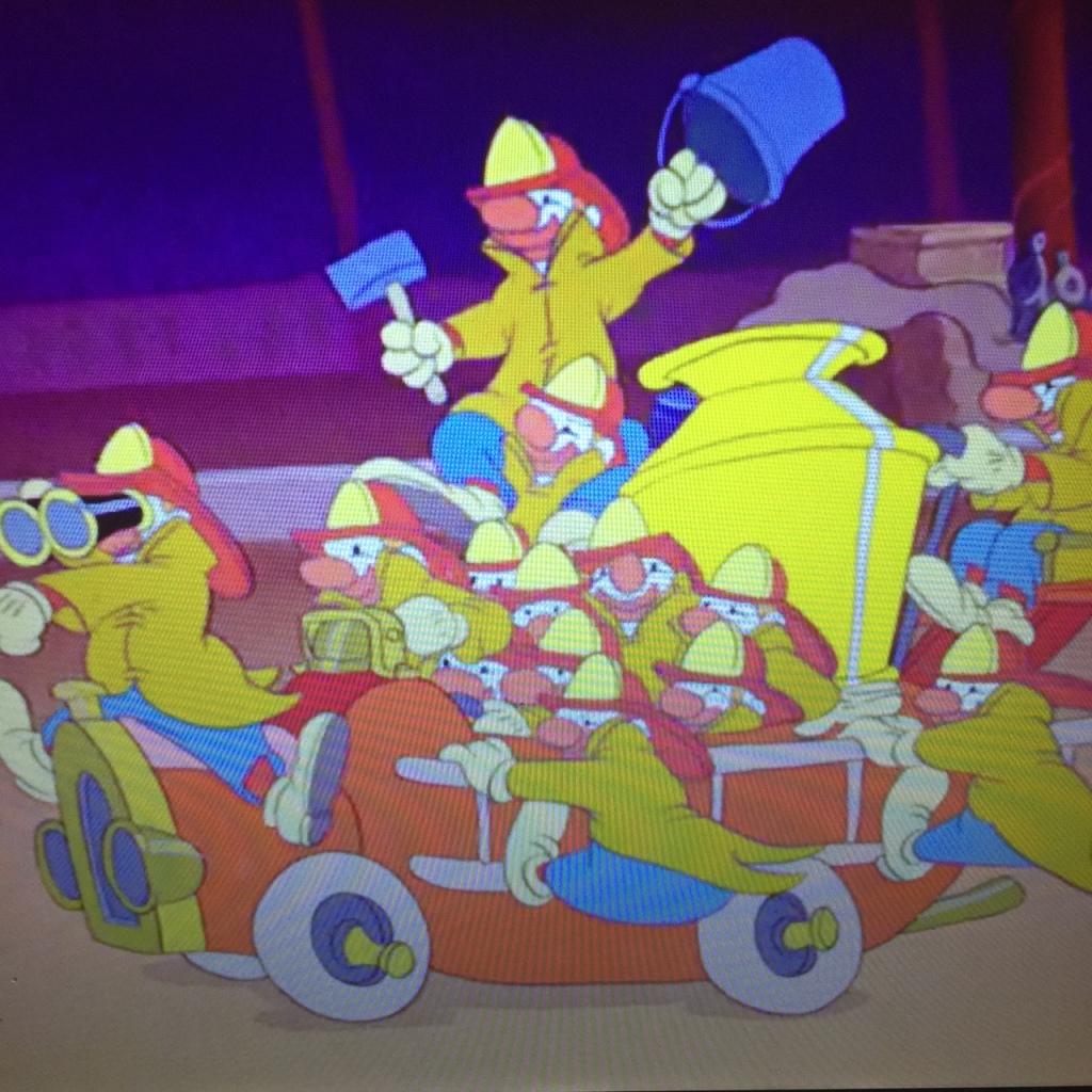 The clowns demand fair wages.