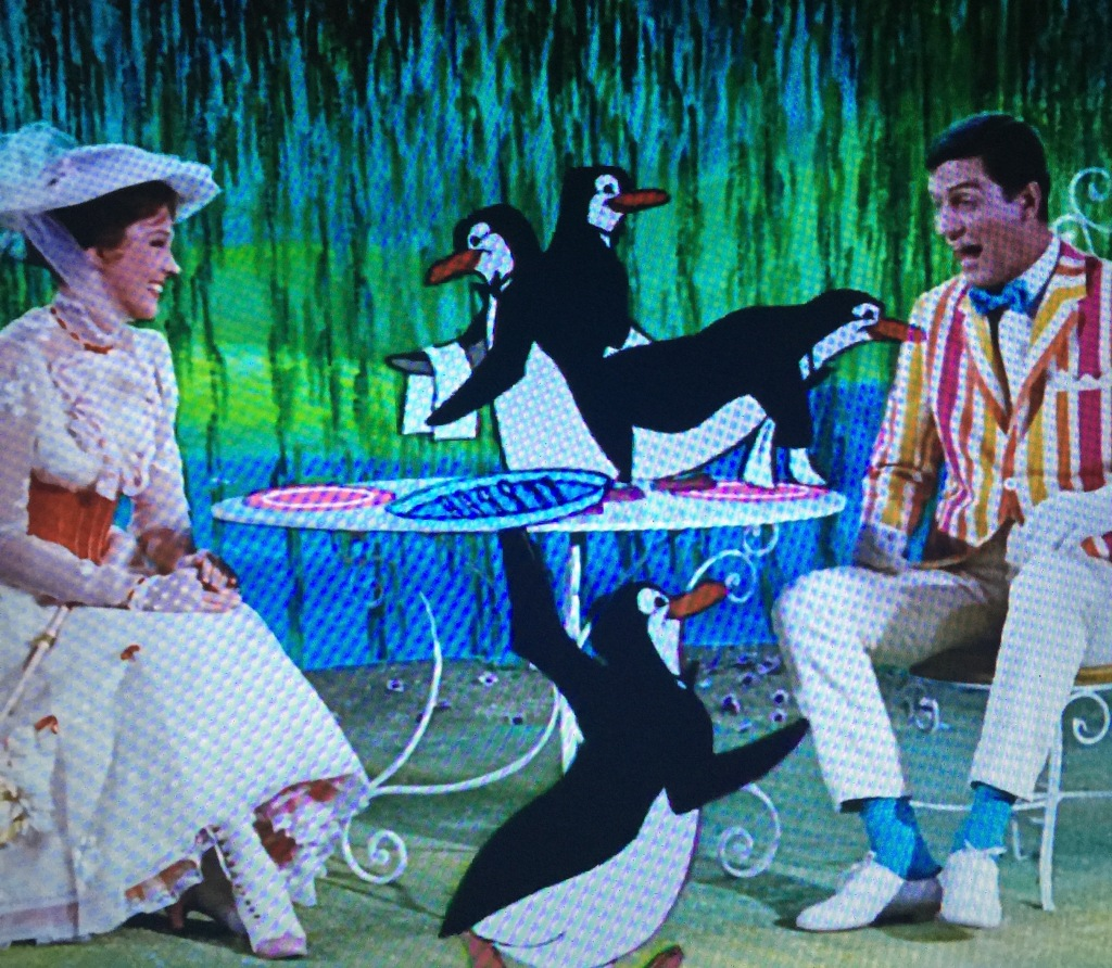 There was no sequel unless you count these penguins returning for eight Madagascar movies and spin-offs.