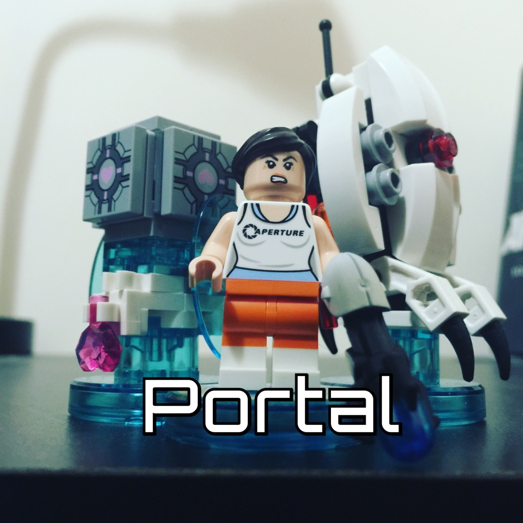 Now you're thinking with portals.