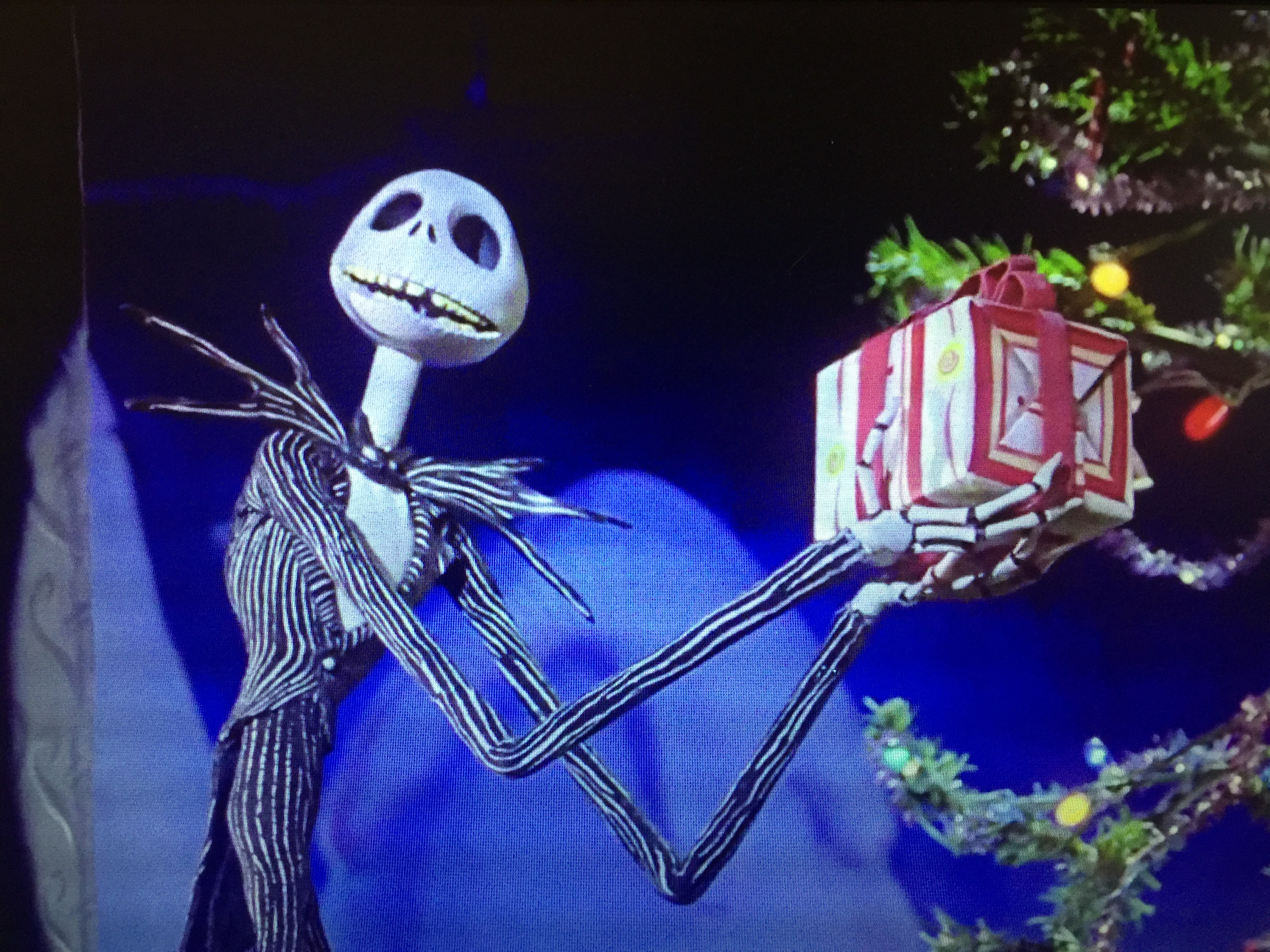 consider this post your halloween gift - Nightmare Before Christmas Runtime