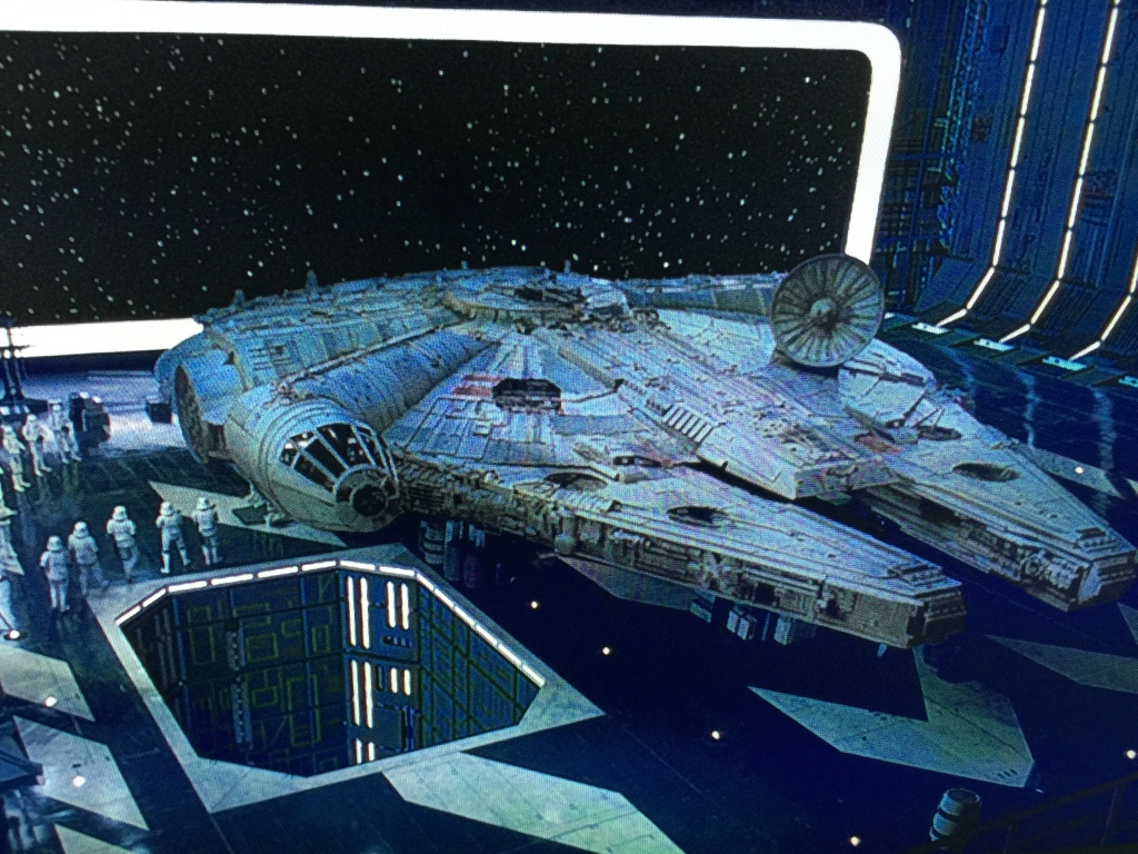 Also, anyone who flies this ship is pretty epic.