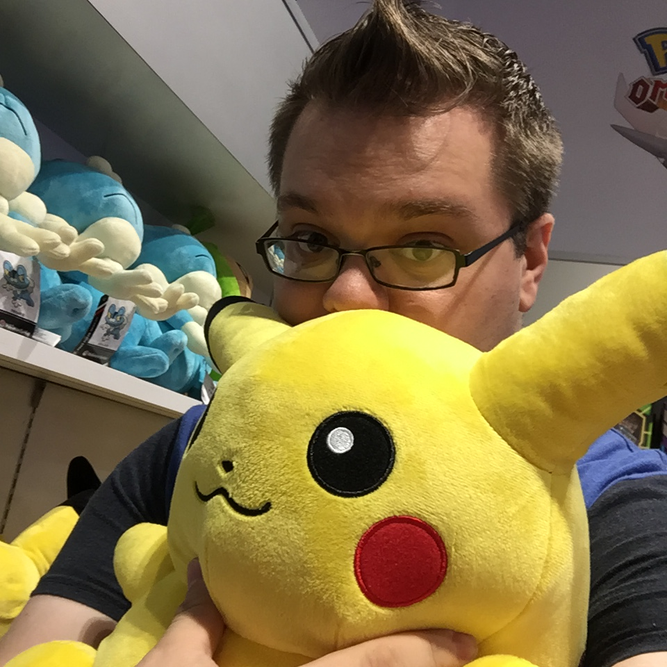 For me, that character was Pikachu.  Always and forever little buddy.