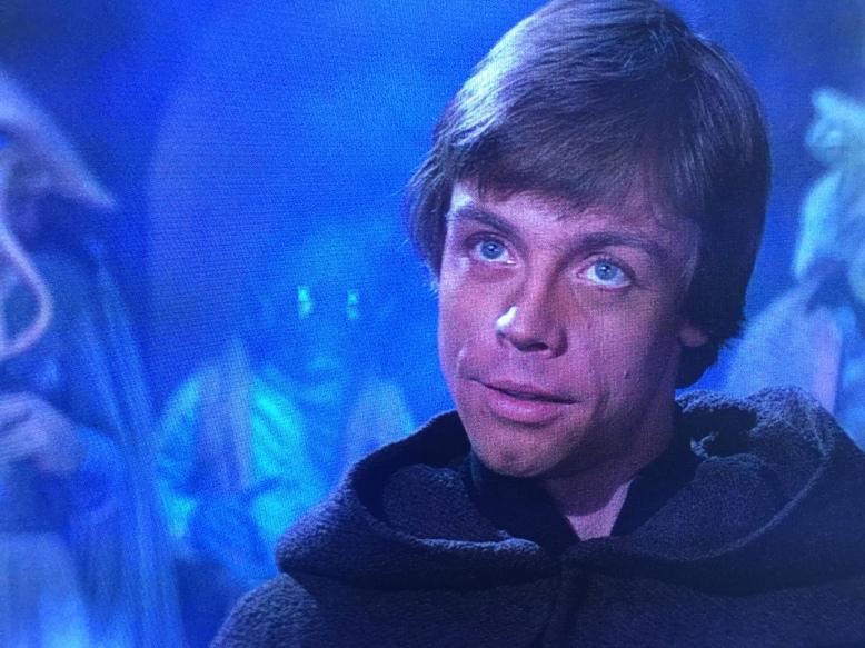 I'll wear the slave costume Jabba...