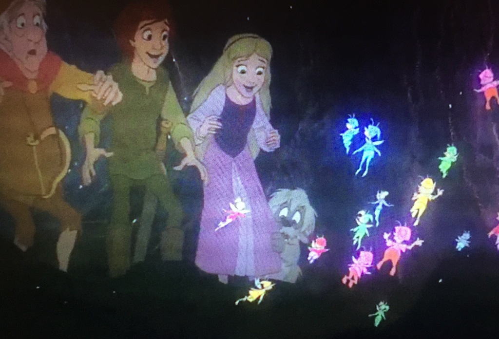 How could they hate us?  We have SO MANY FAIRIES!!!