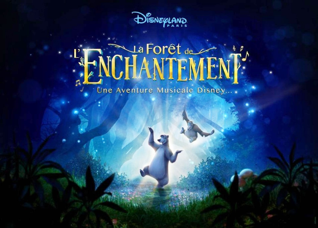 The Forest Of Enchantment Debuts In Disneyland Paris Watch