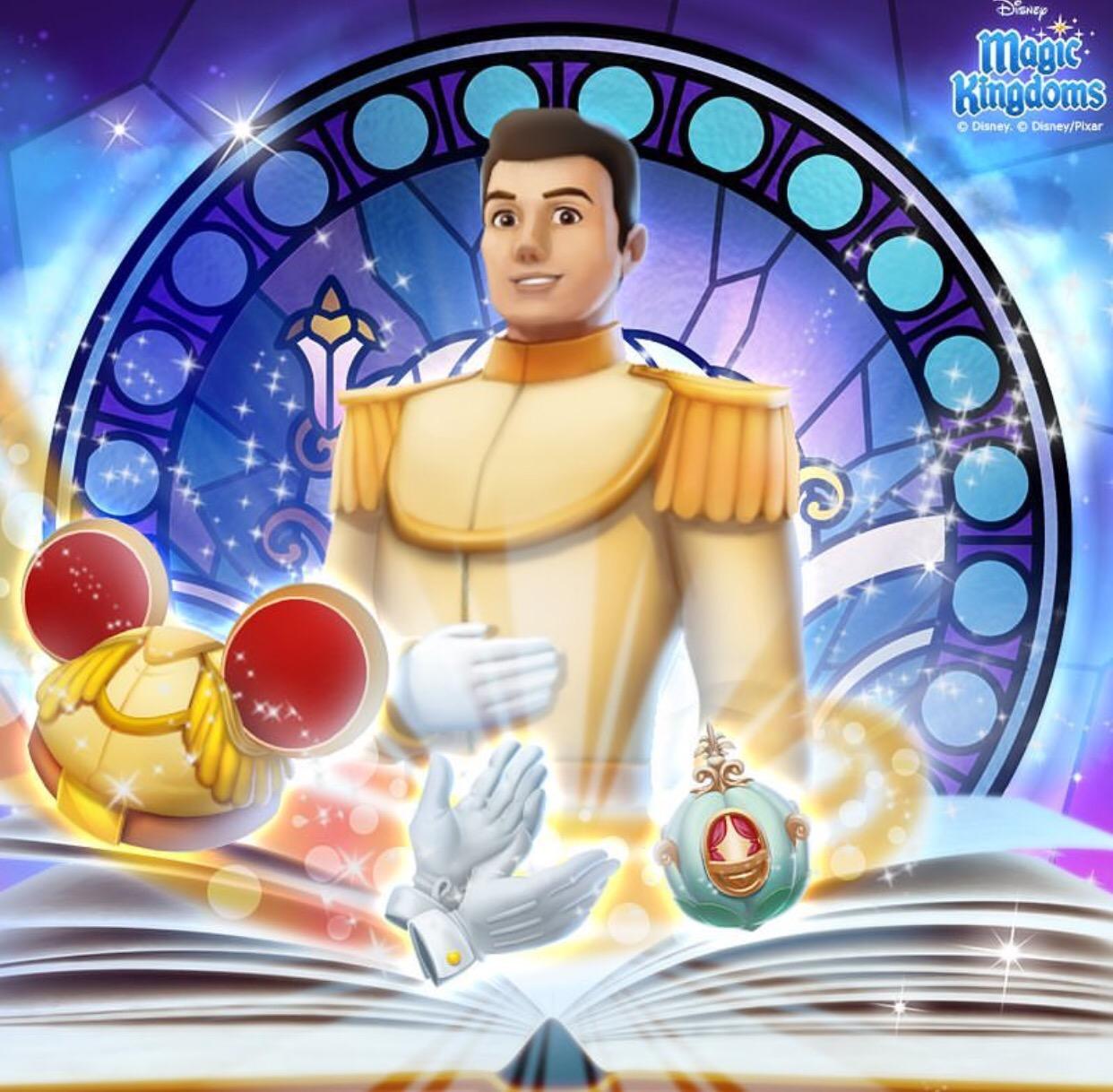 disney magic kingdoms u2013 prince charming is coming u2013 jaysen