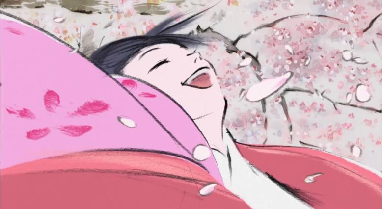 princess-kaguya-laughing