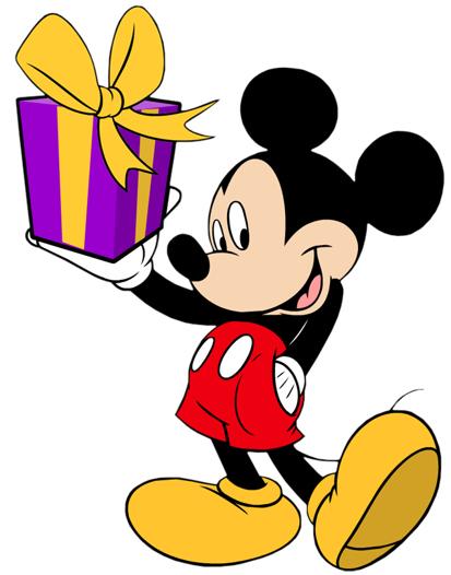 Happy Birthday Mickey Mouse – Jaysen Headley Writes