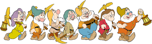 Snow-White-And-The-Seven-Dwarfs-PNG-File