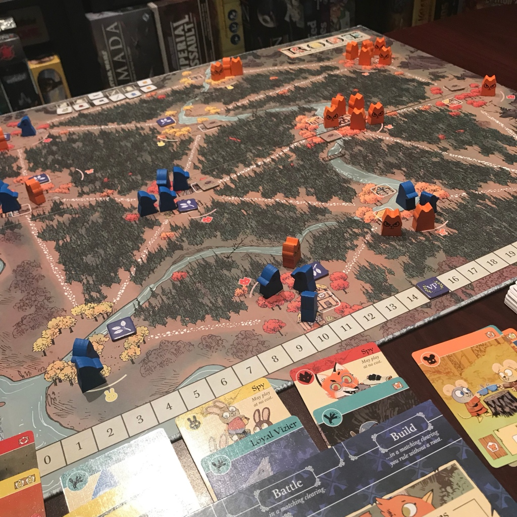 Root Solo Review - Solopotamus Reviews   Root   BoardGameGeek